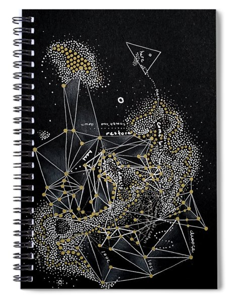 Art Of Allowing Spiral Notebook