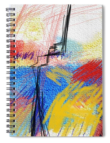 Artificios  Spiral Notebook