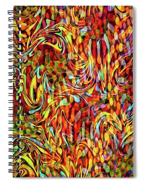 Artistic Flair Spiral Notebook