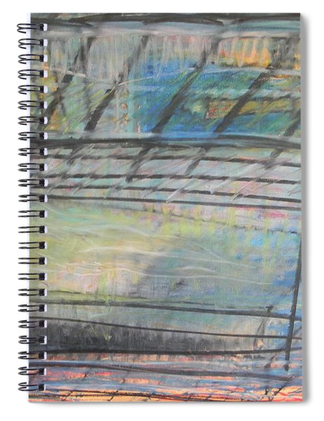 Artists' Cemetery Spiral Notebook