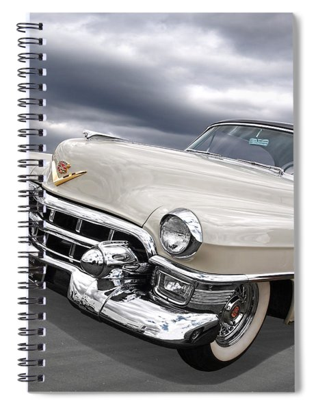 Cream Of The Crop - '53 Cadillac Spiral Notebook