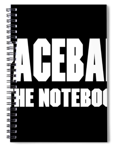 Spaceballs Branded Products Spiral Notebook