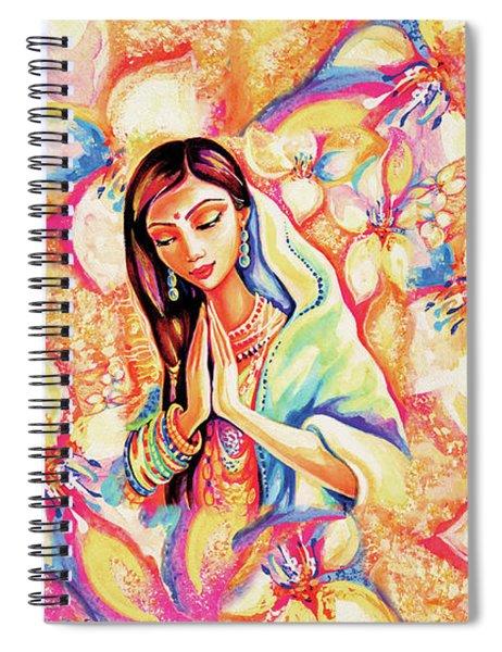 Little Himalayan Pray Spiral Notebook