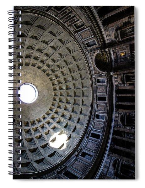 Pantheon Spiral Notebook