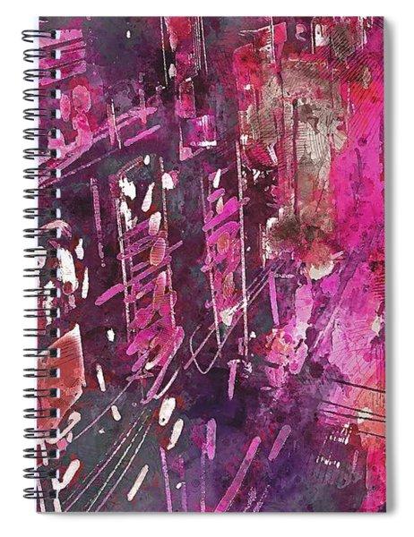 Jesus Street Spiral Notebook