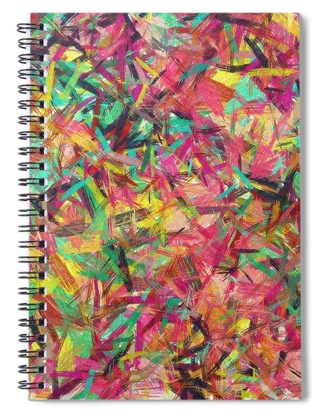 Steer Here Spiral Notebook