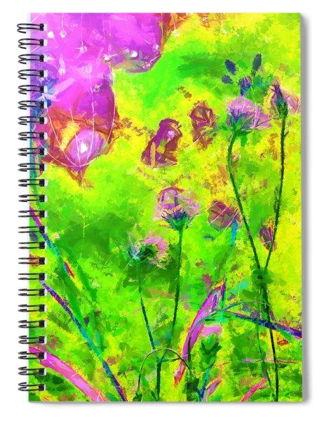 Calleth Spiral Notebook
