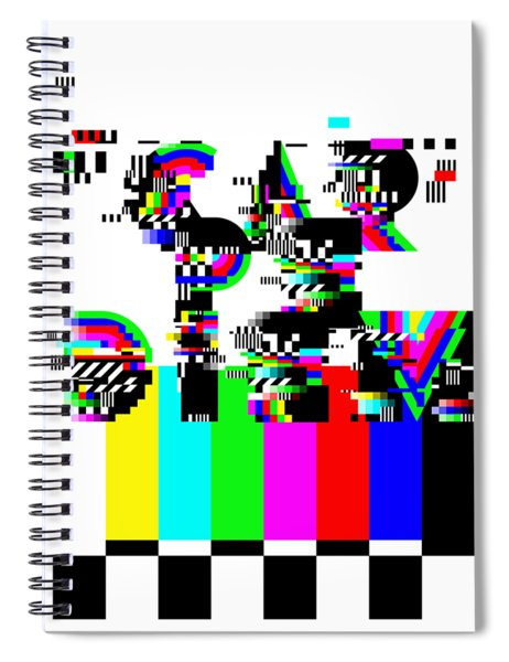 Seize The Day Spiral Notebook