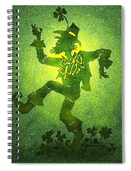Patty Spiral Notebook