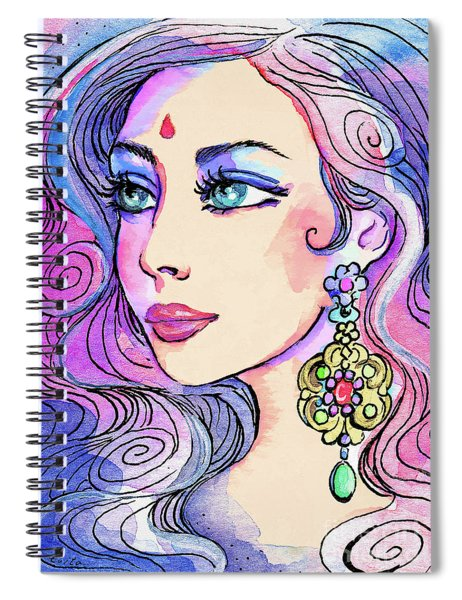 Arvi Spiral Notebook