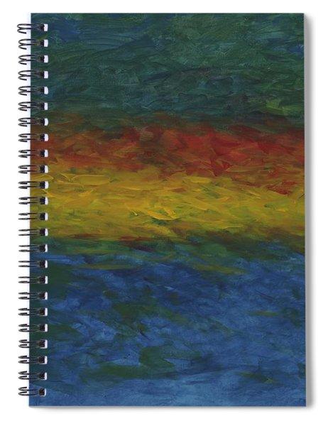 As Above, So Below Spiral Notebook