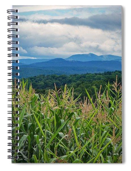 As High As An Elephants Eye Spiral Notebook