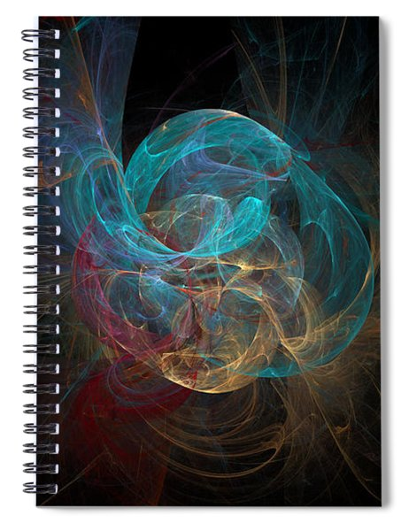 As Required Spiral Notebook