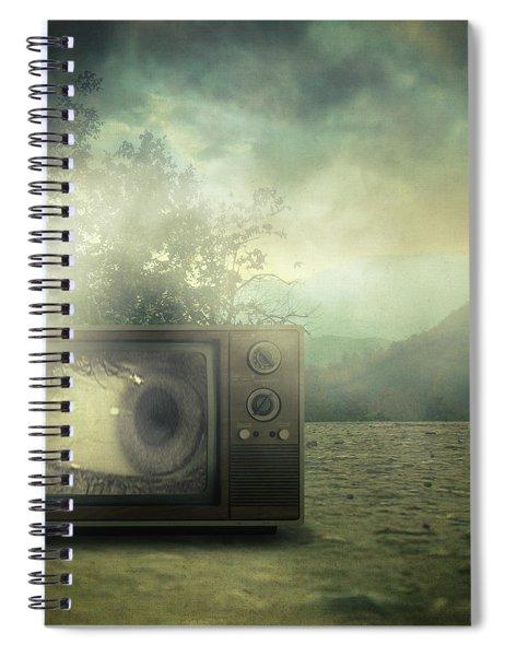 As Seen On Tv Spiral Notebook