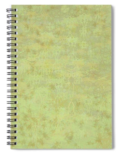 Ascending Zen Spiral Notebook