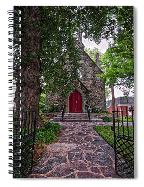 Ascension Episcopal Church Spiral Notebook