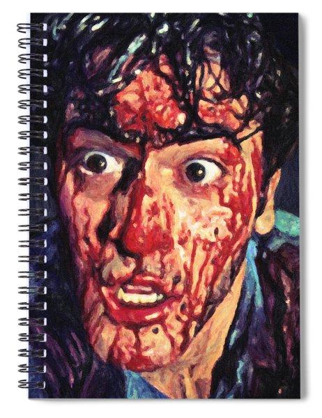 Ash Williams Spiral Notebook