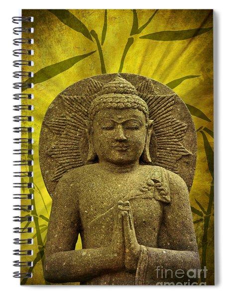 Asia Feeling Spiral Notebook