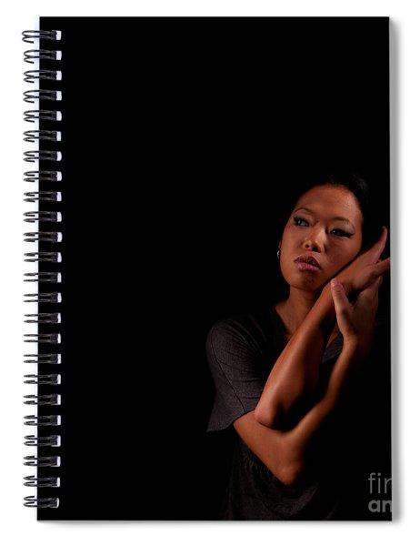 Asian Beauty 1284569 Spiral Notebook