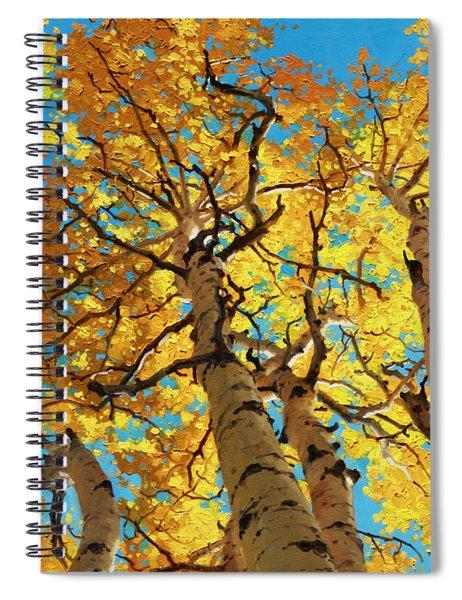 Aspen Sky High 2 Spiral Notebook