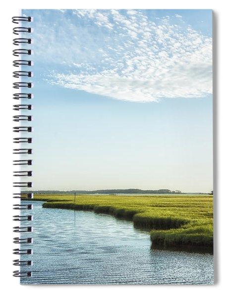 Assateague Island Spiral Notebook