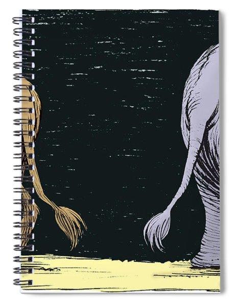 Asses Spiral Notebook