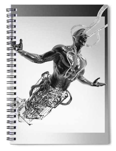 Assimilation Spiral Notebook