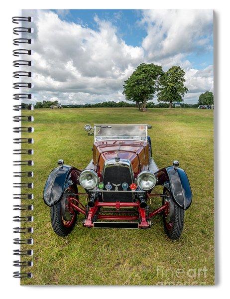 Aston Martin  Spiral Notebook
