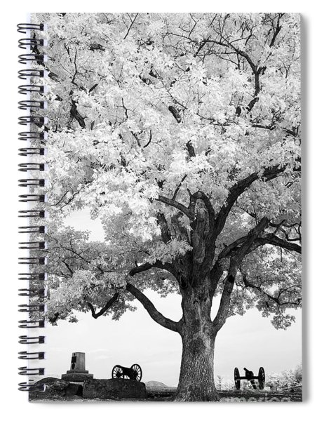 At Devils Den Spiral Notebook