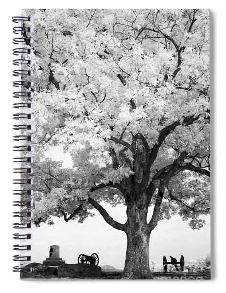 At Devils Den Spiral Notebook