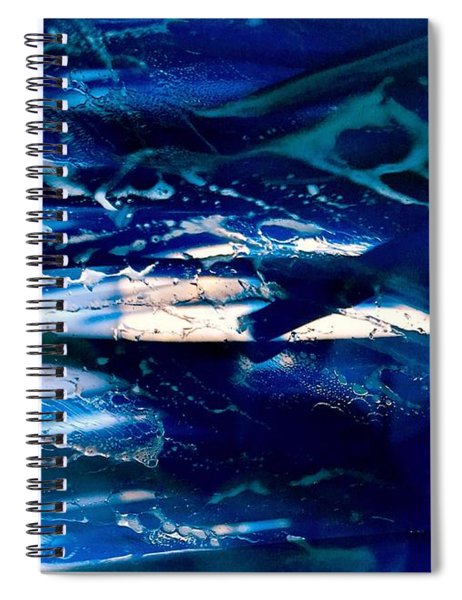 At The Car Wash 14 Spiral Notebook
