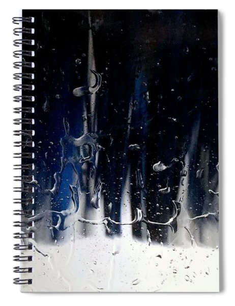 At The Car Wash 16 Spiral Notebook