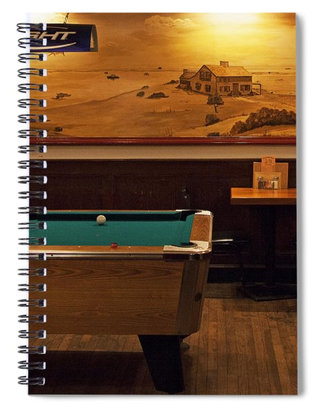 At The Chatham Squire Spiral Notebook