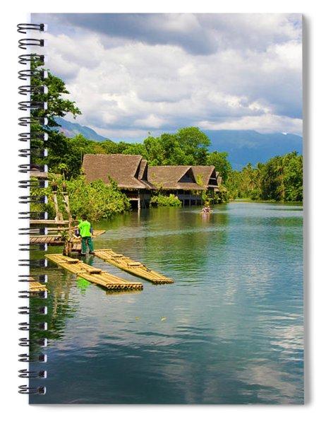 At The Plantation Spiral Notebook