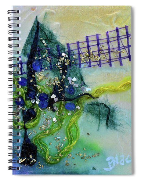 At The Summit Spiral Notebook