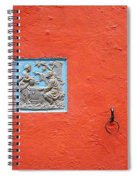 At The Well Spiral Notebook