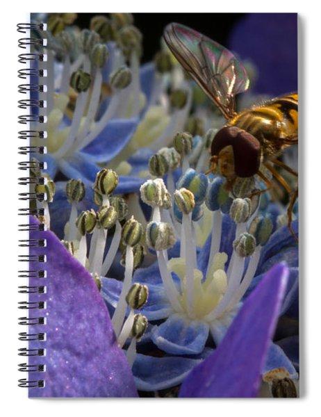 At Work Spiral Notebook