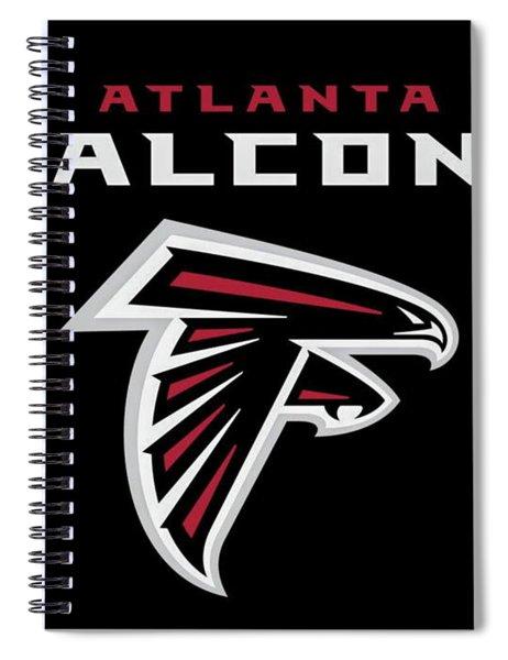 Atlanta Falcons 6 Spiral Notebook
