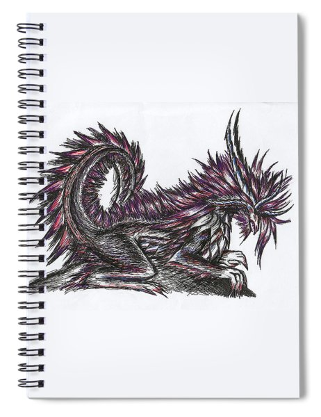 Atma Weapon Catoblepas Fusion Spiral Notebook
