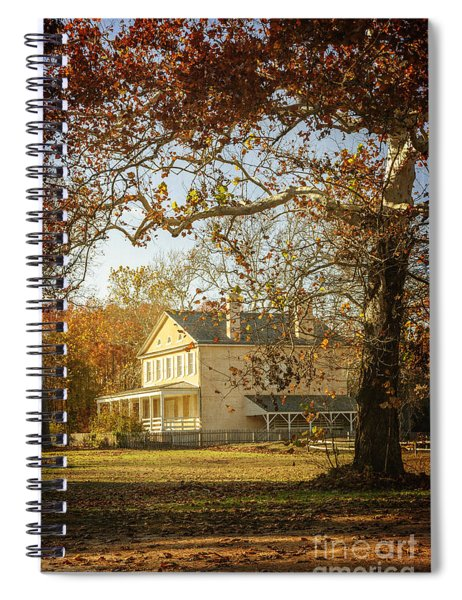 Atsion Mansion Spiral Notebook