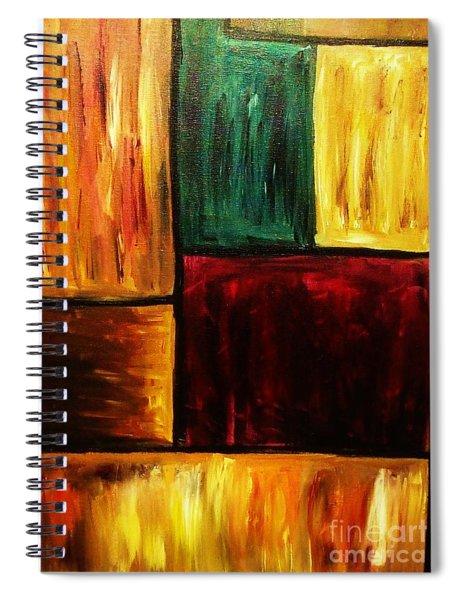 Attractive Spiral Notebook