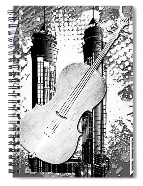 Audio Graphics 1 Spiral Notebook
