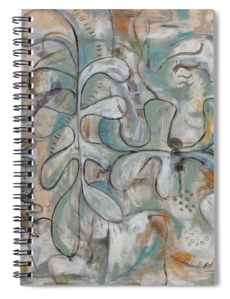 Autumn Changes Spiral Notebook