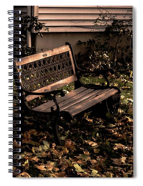 Autumnal Solace Spiral Notebook