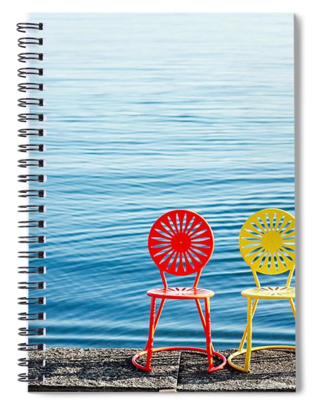 Available Seats Spiral Notebook