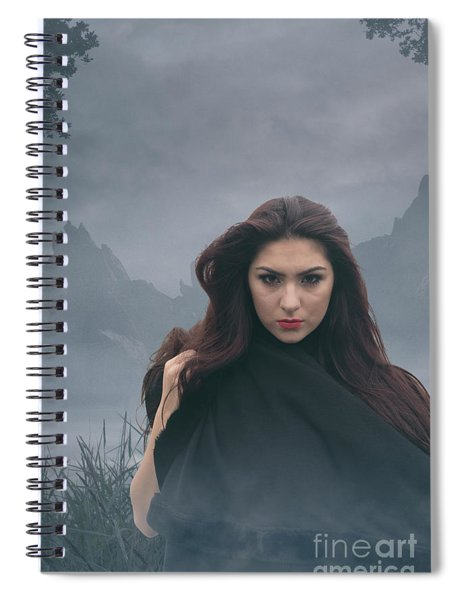 Avalon Part Two Spiral Notebook