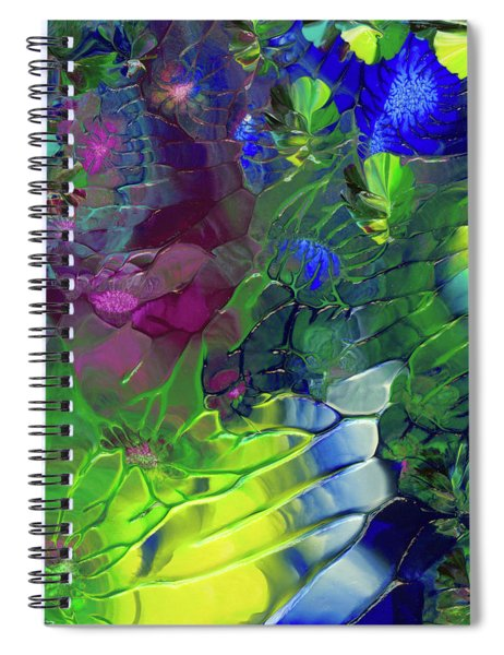 Avatar Spiral Notebook