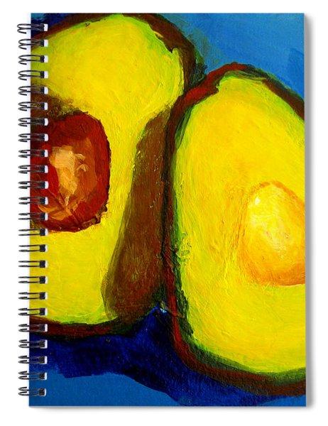 Avocado Palta IIi Spiral Notebook