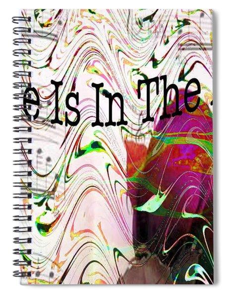 Awareness Spiral Notebook