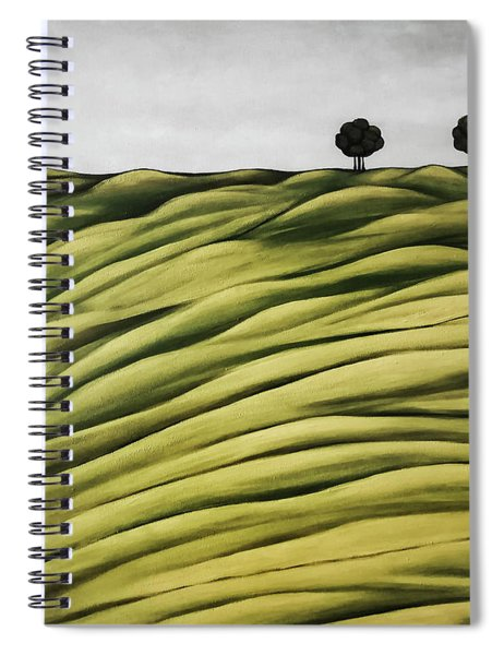 Away Spiral Notebook